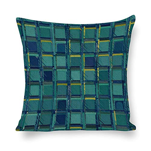 Welkoom Sofa Pillow Cases Deco Throw Pillow ()