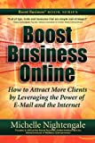 Boost Business Online, Michelle Nightengale, 1936214164
