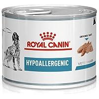 ROYAL CANIN - Comida hipoalergénica para perros, 12 latas de 200 g