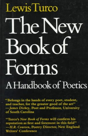 The New Book of Forms: A Handbook of Poetics (Turco Forms)