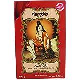 SITARAMA - Henné Color Mahogany - Henna Hair Colouring - Strengthens and Nourishes your Hair - 100 gr