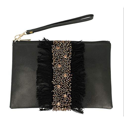 Shopper Para Cm 44925 H negro Mujer L Negro w Gioseppo X 2x18x27 AEX5wxaq