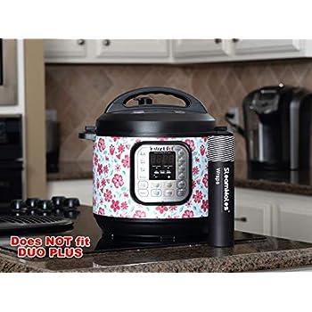 Amazon.com: Mealthy CrispLid for Pressure Cooker - Turns ...