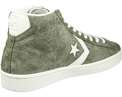 MID Mens Skateboarding-Shoes 157690C_11 - Medium Olive ()