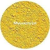 Matte Yellow Iron Oxide 18 Tsp Soap Art Craft Paint Powder Pigment Color