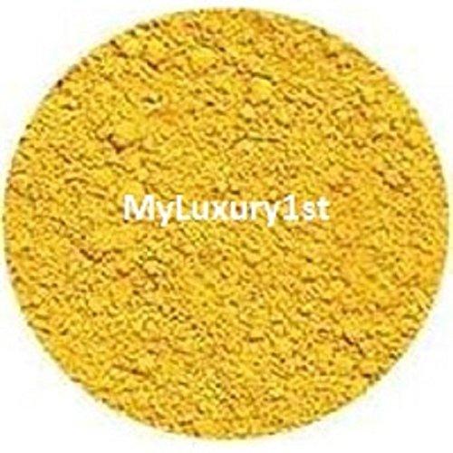 Matte Yellow Iron Oxide 18 Tsp Soap Art Craft Paint Powder Pigment Color by MyLuxury1st