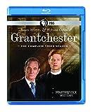 Masterpiece Mystery! Grantchester Season 3 Blu-ray