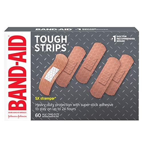 (Band-Aid Tough Strips Adhesive Bandages )
