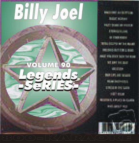 Billy Joel Karaoke Disc - Legends Series CDG