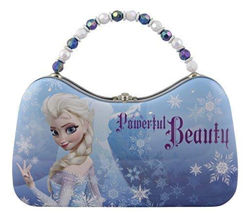 Disney Frozen Tin Purse Lunch Box - Princess Elsa [Power Beauty]