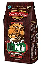 Cafe Don Pablo Colombian Supremo