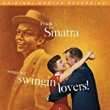 Songs for Swingin Lovers! [Import anglais]