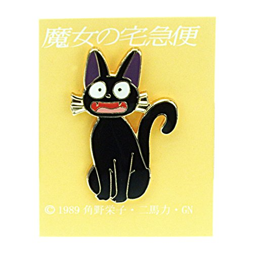 Studio Ghibli pin badge Gigi smile - Gigi Online