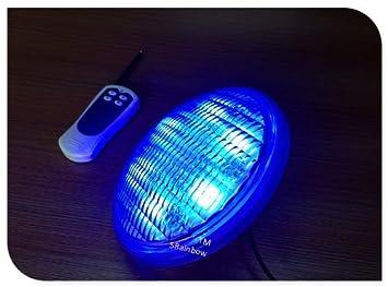 5rainbow®High Power 54w Par56 Led Bulb Lamp To Replace Halogen 300 Watt  Swimming Pool