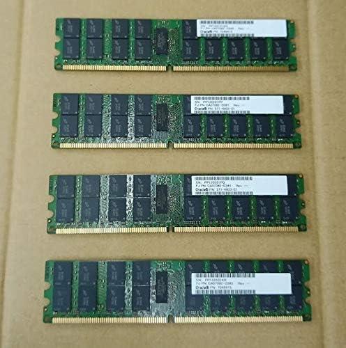 [パーツ]Oracle SPARC Enterprise M3000 サーバ用 DDR2メモリ 8GB*4 (計32GB) PC2-5300P (Oracle P/N:7048415 富士通P/N:CA07082-D385)