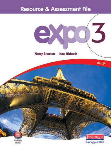 Download Expo 3: Rouge Resource and Assessment File (Expo 3) pdf