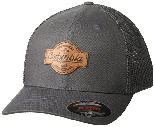 - Columbia Men's Rugged Outdoor Mesh Hat, Graphite, Patch, L/XL