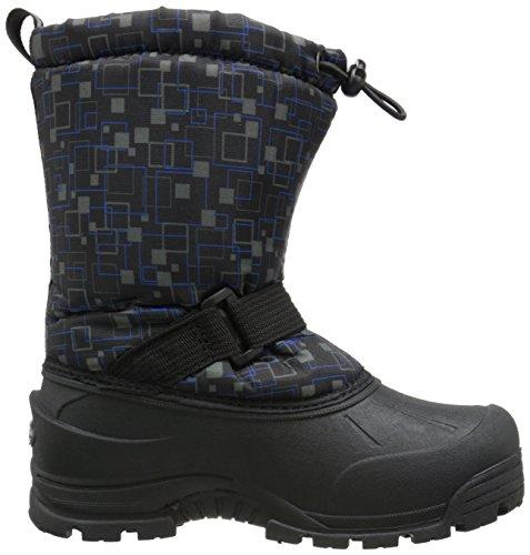 Northside Blue Boot Snow Black Frosty wqTzSTB