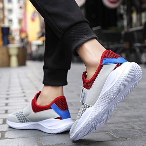 Fitness Ginnastica Scarpe Donna Basse Corsa Casual All'aperto Grigio Sportive Uomo Running Da Interior Sneakers Subfamily 1qx0wEIpE
