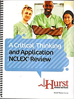 Hurst Critical Thinking Application Student Manual - image 6