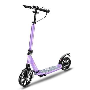 Scooters Patinete para Adolescentes para Adultos Caminando ...