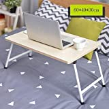 PLLP Table-Folding Table Fibreboard Laptop Tables Foldable Dormitory Learning Desk,1