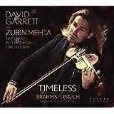 Timeless: Brahms & rottura Violin Concertos