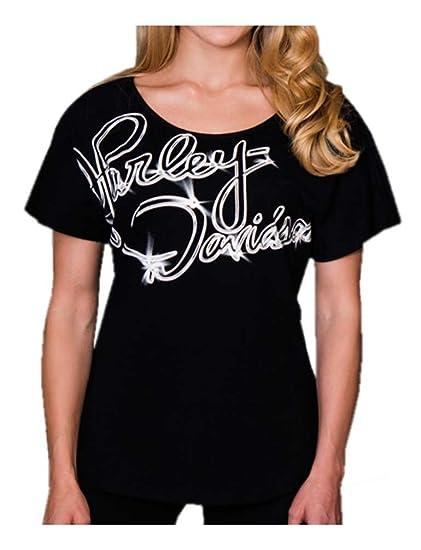 d08cdb4f3b56 Harley-Davidson Women's Free Flow Premium Dolman Embellished Tee, ...