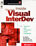 Inside Microsoft Internet Studio, Ken Miller and Nicholas D. Evans, 1572315830