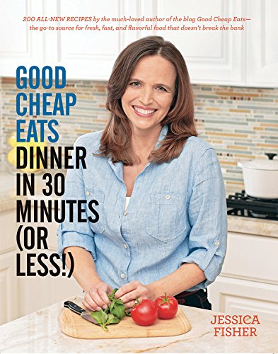Good Cheap Eats Dinner Minutes product image