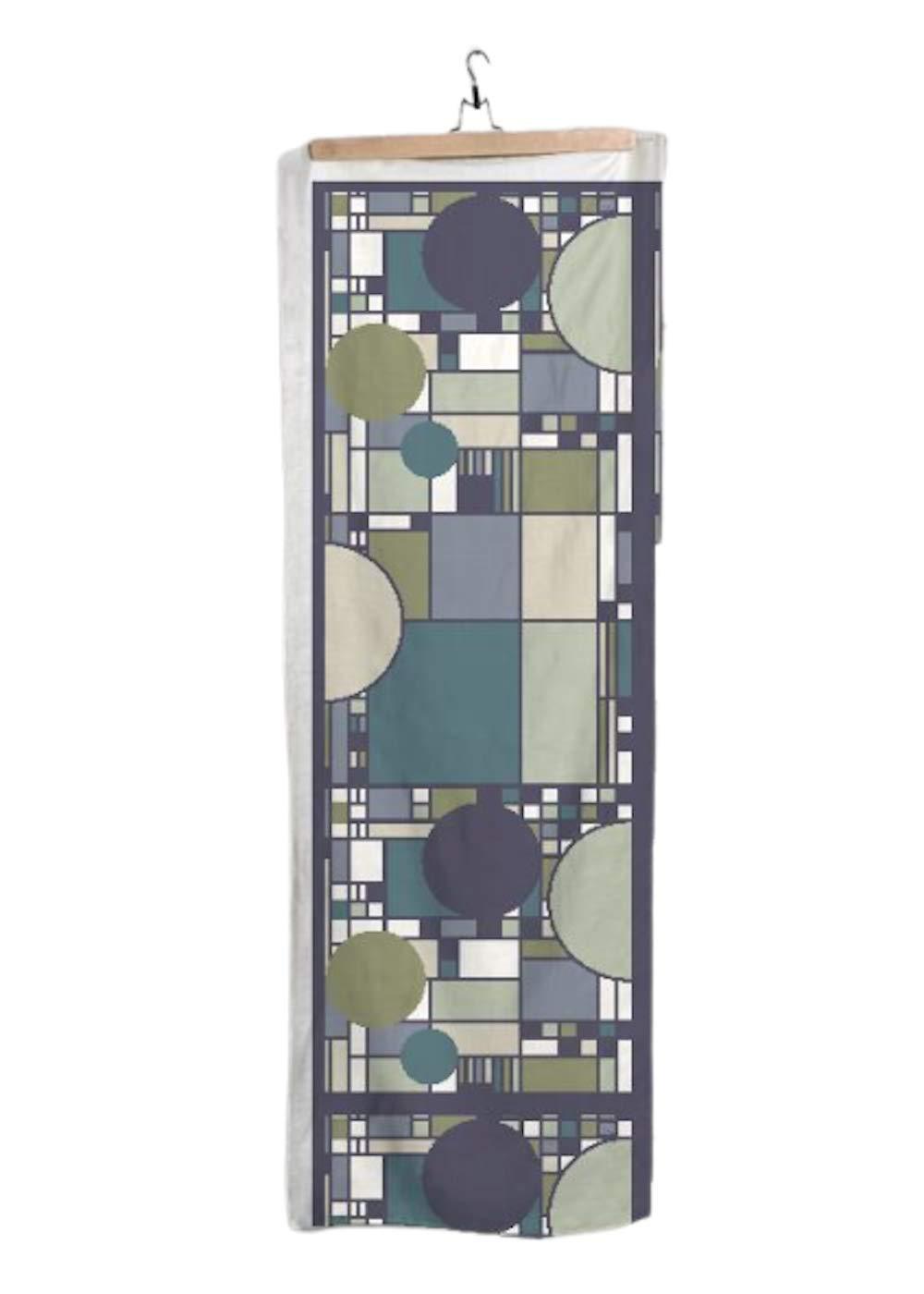 VIDA | Coonley Forest Scarf | Original Artwork Designed by Frank Lloyd Wright by VIDA
