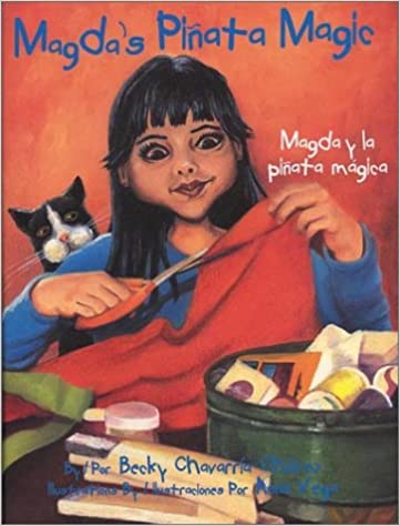 Rapidshare free download books Magda's Pinata Magic / Magda y la Pinata Magica (Pinata Bilingual Picture Books) (English and Spanish Edition) (Nederlandse literatuur) PDF iBook 1558853200
