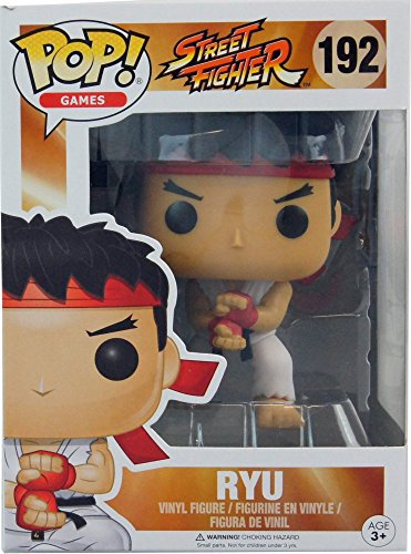 Pop! Games Street Fighter Special Attack Ryu [Importacion Alema