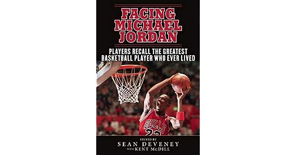 Amazon.com: Facing Michael Jordan: Players Recall the ...