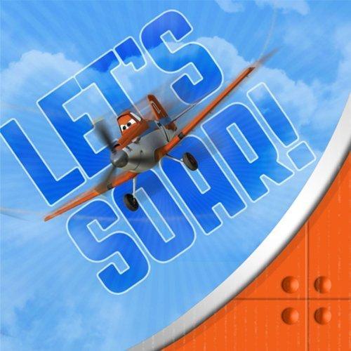 Disney Planes Small Napkins (16ct)