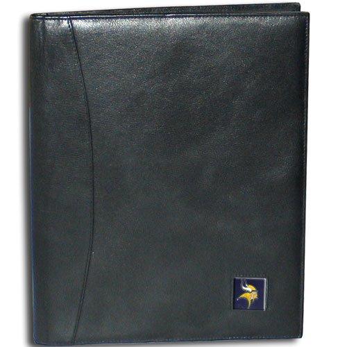 Nfl Portfolio (NFL Minnesota Vikings Leather Portfolio)