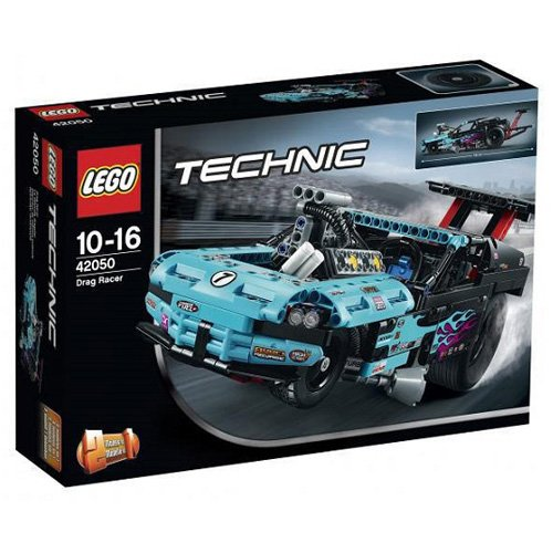 LEGO 42050 - Technic Super-Dragster per 53,44€ - inclusa spedizione [amazon.fr]