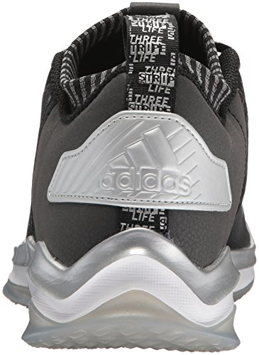 Adidas Menns Freak X Karbon Midten Baseball Sko Svart / Hvit / Onix