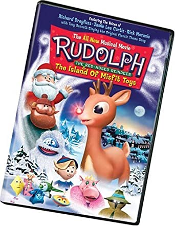 Amazon.com: Rudolph the Red-Nosed Reindeer & the Island of ...