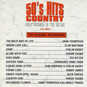 50's Country Hits 1