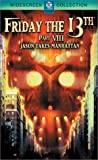 Friday the 13th Part VIII: Jason Takes Manhattan poster thumbnail