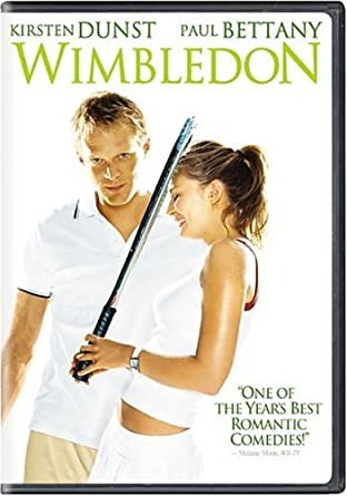 Amazon com: Wimbledon (Full Screen Edition): Kirsten Dunst