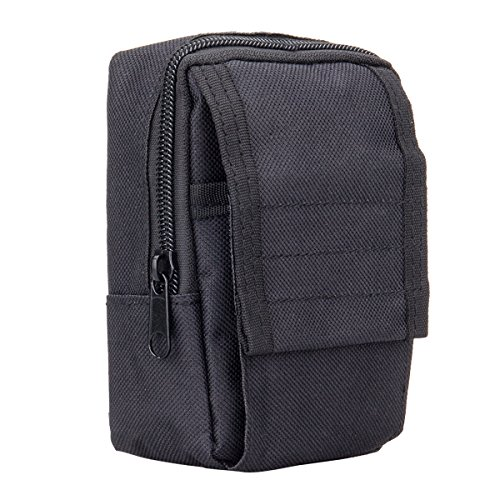 BIENNA Tactical Pouch, Small Military Bag Molle Gear  Nylon