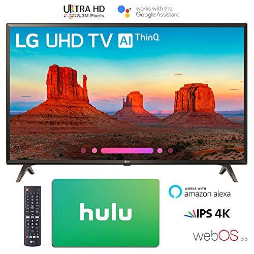 "LG 43UK6300 43"" UK6300 4K HDR SmartLED AI UHD TV w/ThinQ Gif"
