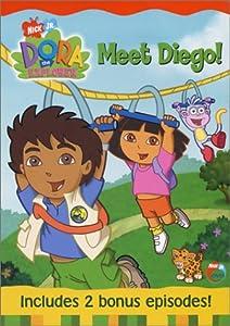 Amazon.com: Dora the Explorer - Meet Diego: Fatima Ptacek