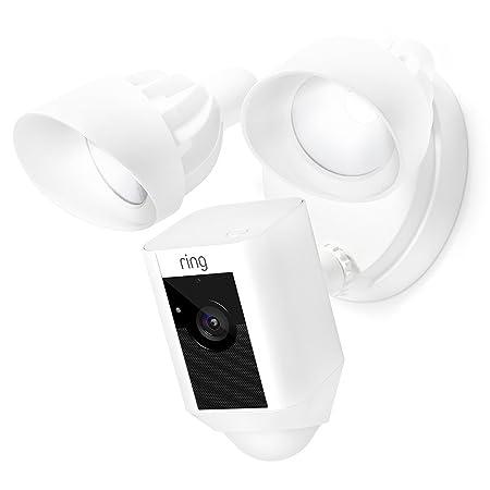 Ring Floodlight Cam | Cámara de seguridad HD con focos ...