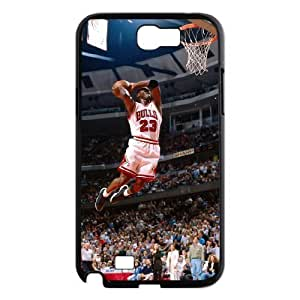 Michael Jordan Brand New Cover Case for Samsung Galaxy Note 2 N7100,diy case cover ygtg-352684