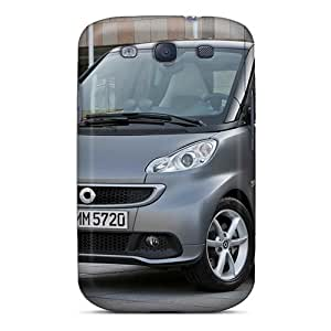 Fashionable Style Case Cover Skin For Galaxy S3- Smart Fortwo 2013