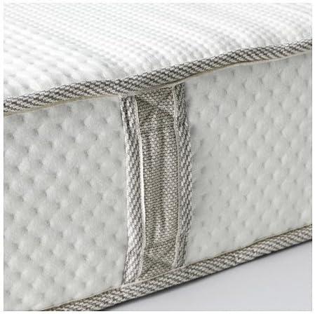 Colchón de látex natural Ikea MORGONGAVA de tamaño ...