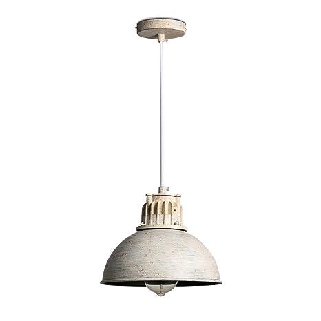 colgante Lámpara Industrial creativos Retro Arroz Cuenco tdxhQrsC